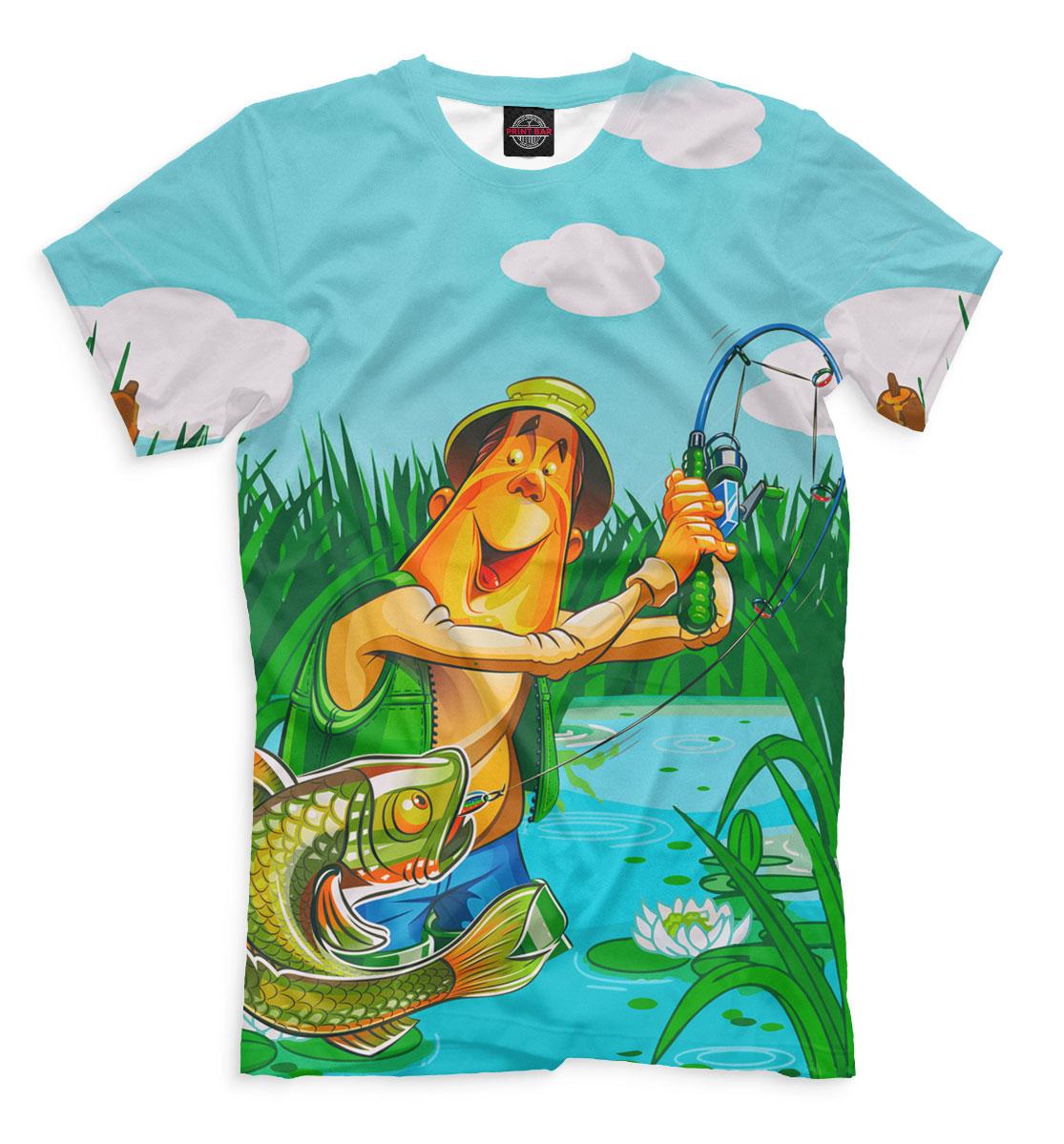 Поздравлялки, картинки про рыбака на футболку