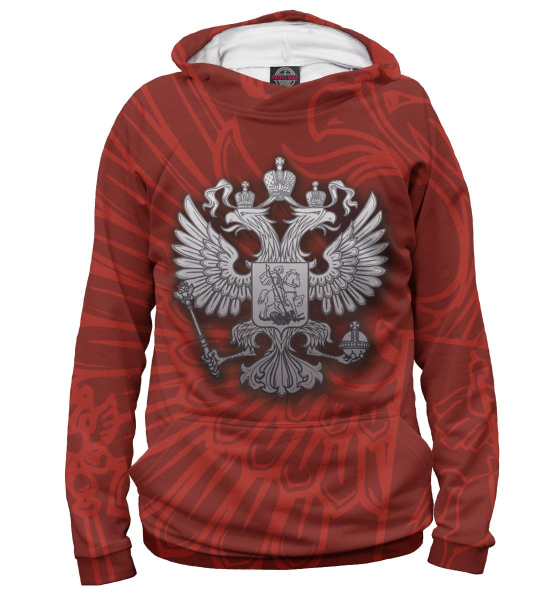 Купить Худи для девочки Двуглавый орел SRF-616990-hud-1