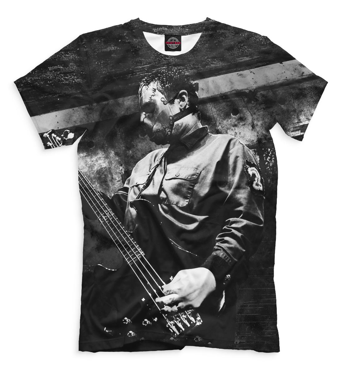 Купить Мужская футболка Slipknot SLI-655545-fut-2
