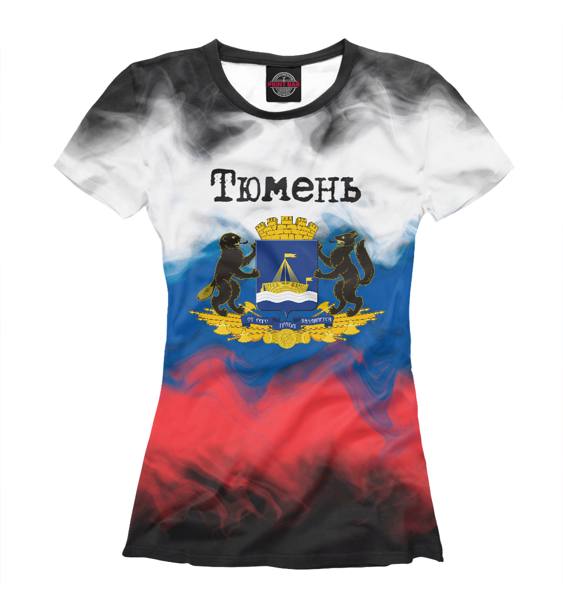 купить футболки тюмень