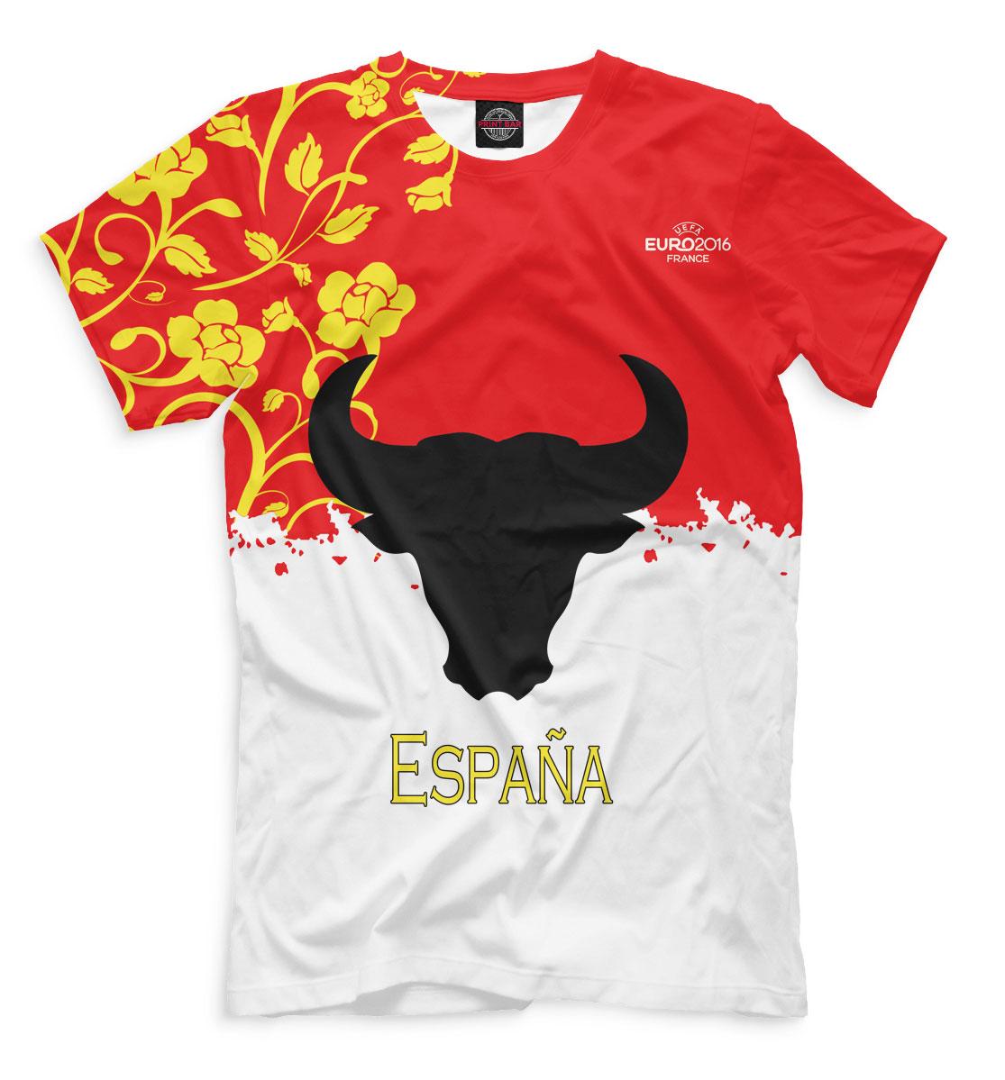 Футболки испании  Суперские футболки