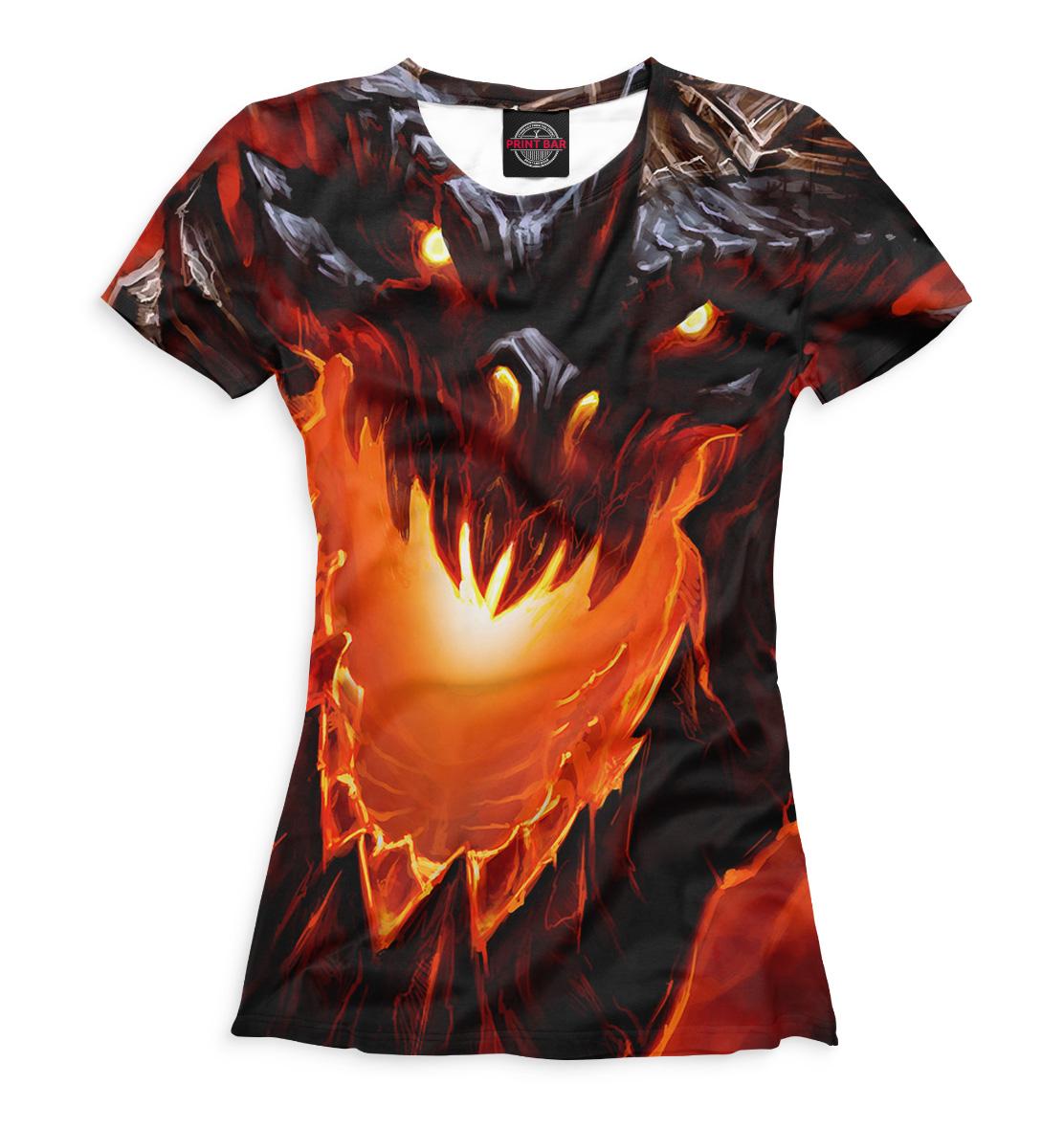 Купить Женская футболка World of Warcraft WOW-766275-fut-1