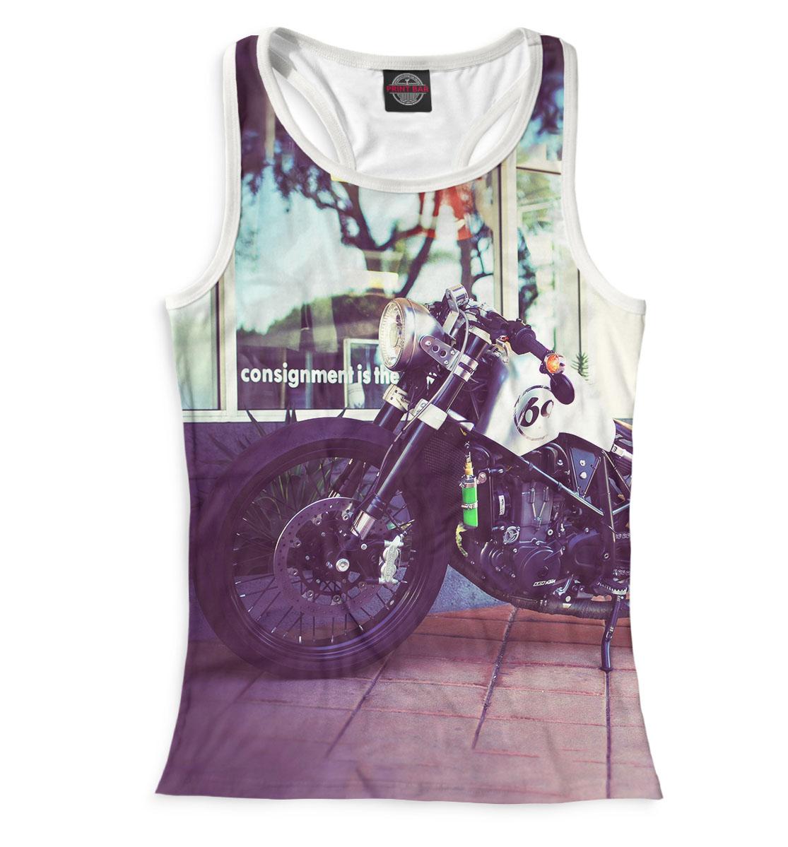 Купить Майка для девочки Мотоцикл MTR-412869-mayb-1