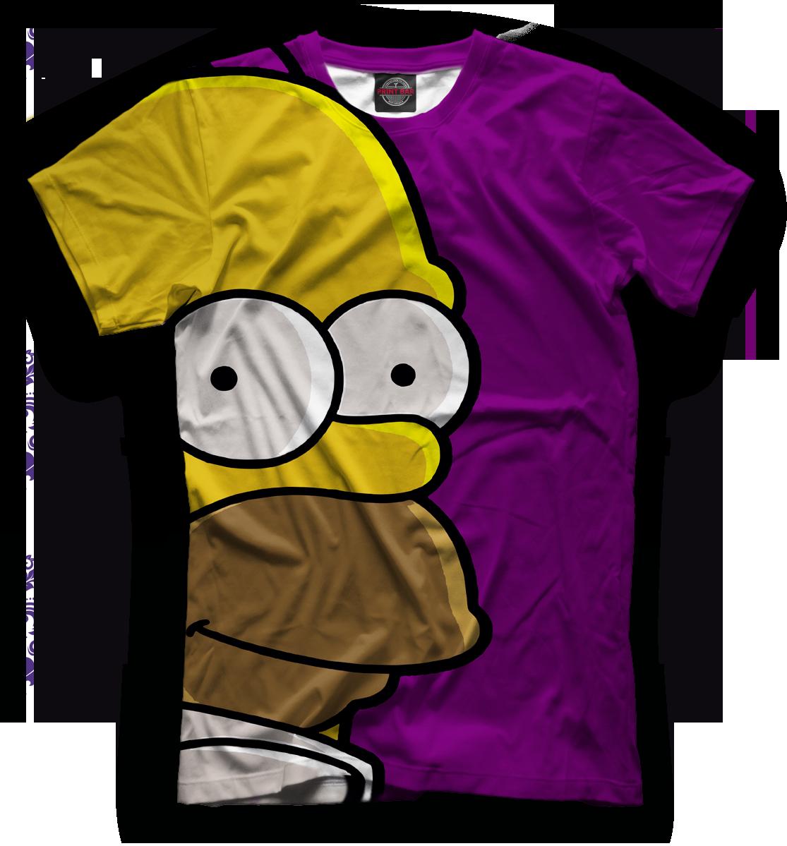 Купить Мужская футболка Гомер SIM-428159-fut-2
