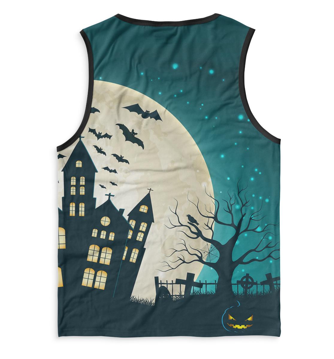 Купить Майка для мальчика Halloween HAL-105129-may-2