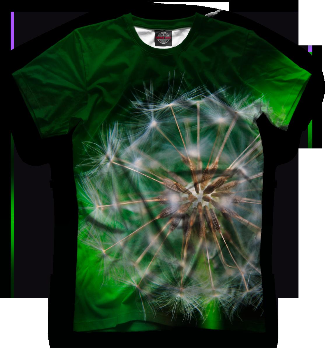 Купить Мужская футболка Одуванчик MAC-495016-fut-2