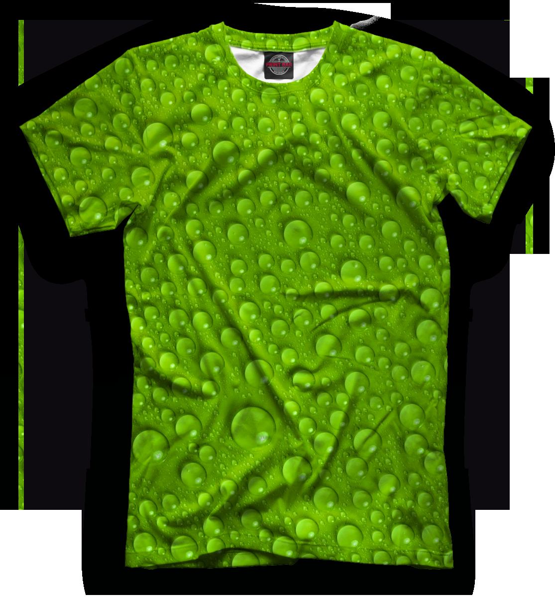 Купить Мужская футболка Капли MAC-209984-fut-2