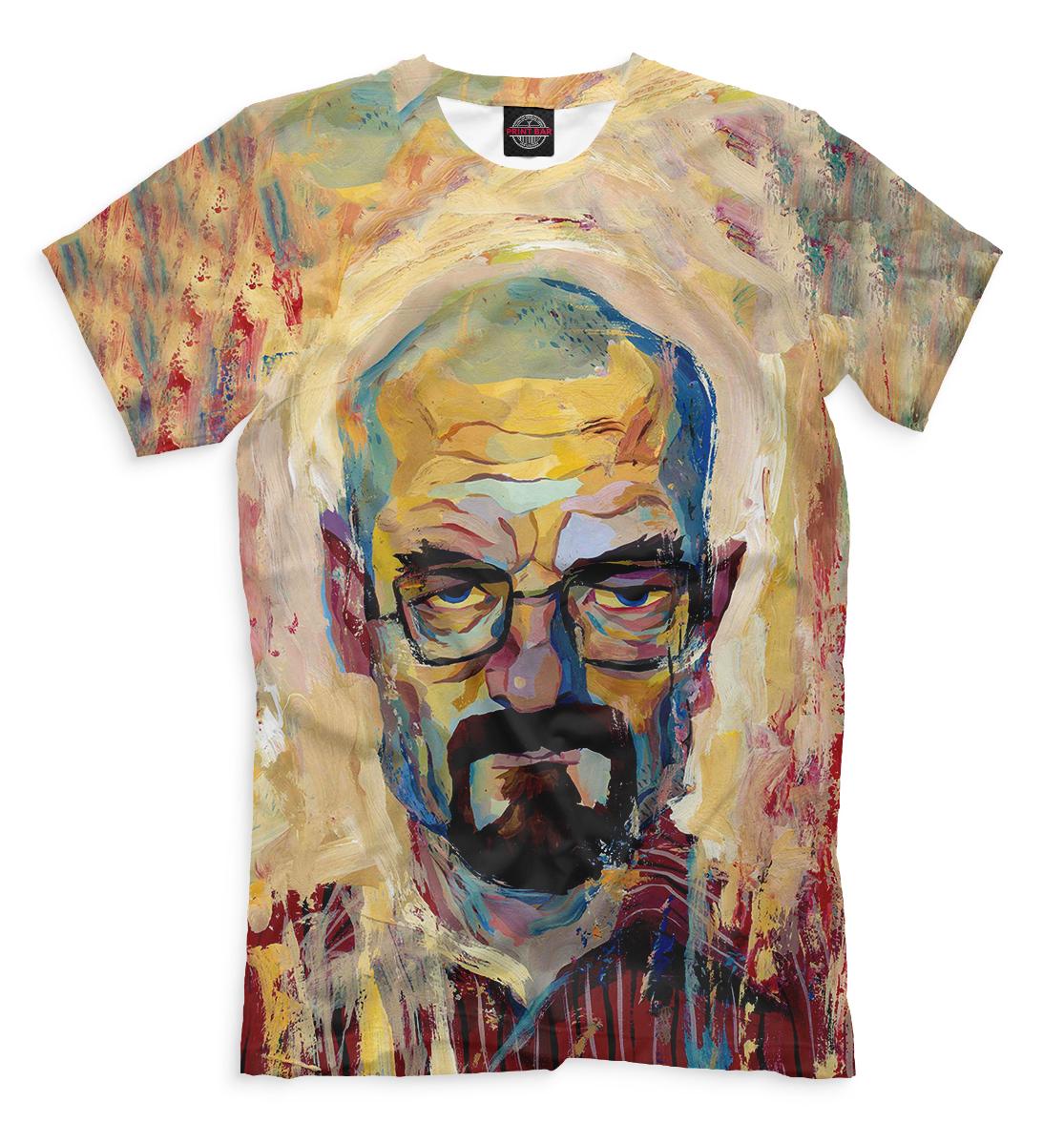 Купить Мужская футболка Хайзенберг VVT-306061-fut-2
