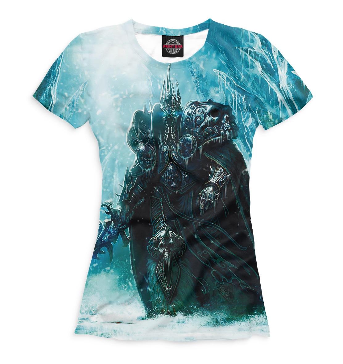 Купить Женская футболка World of Warcraft WOW-290446-fut-1