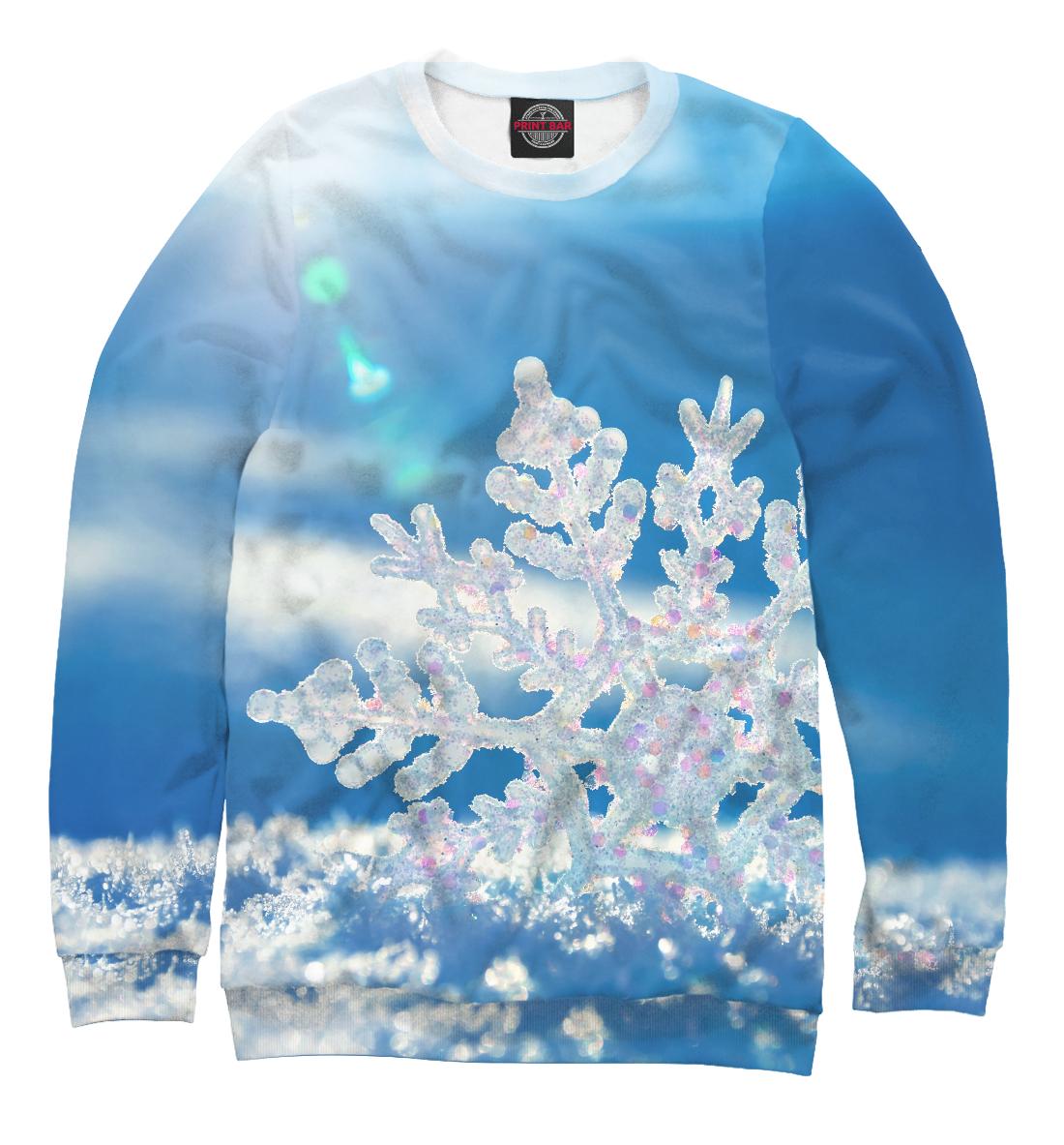 Купить Свитшот для мальчиков Снежинка MAC-534960-swi-2