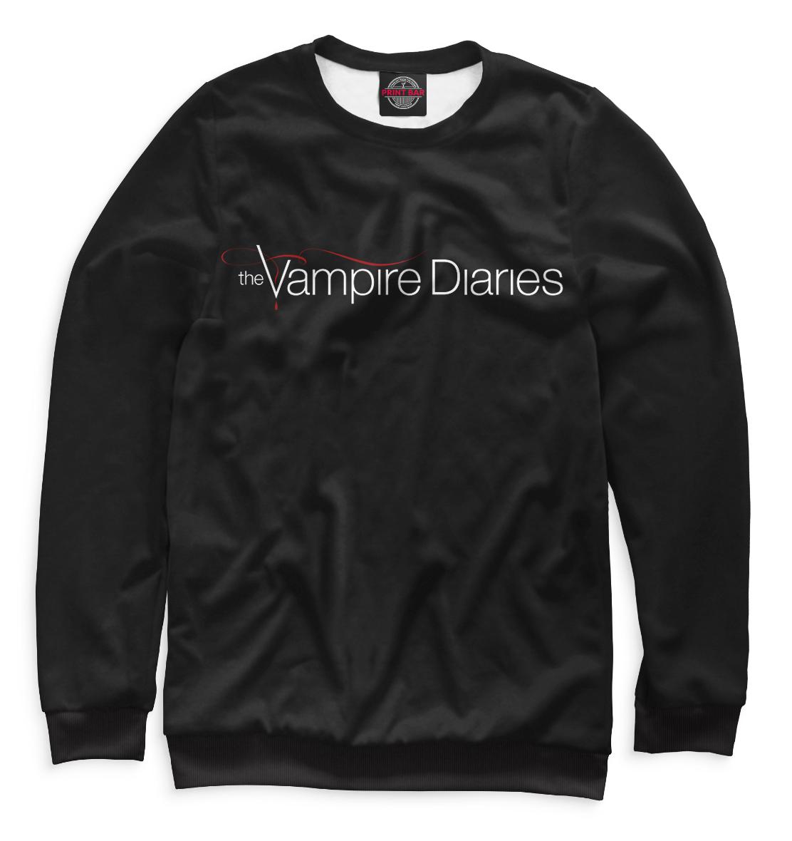 Купить Мужской свитшот Дневники вампира DNE-466176-swi-2