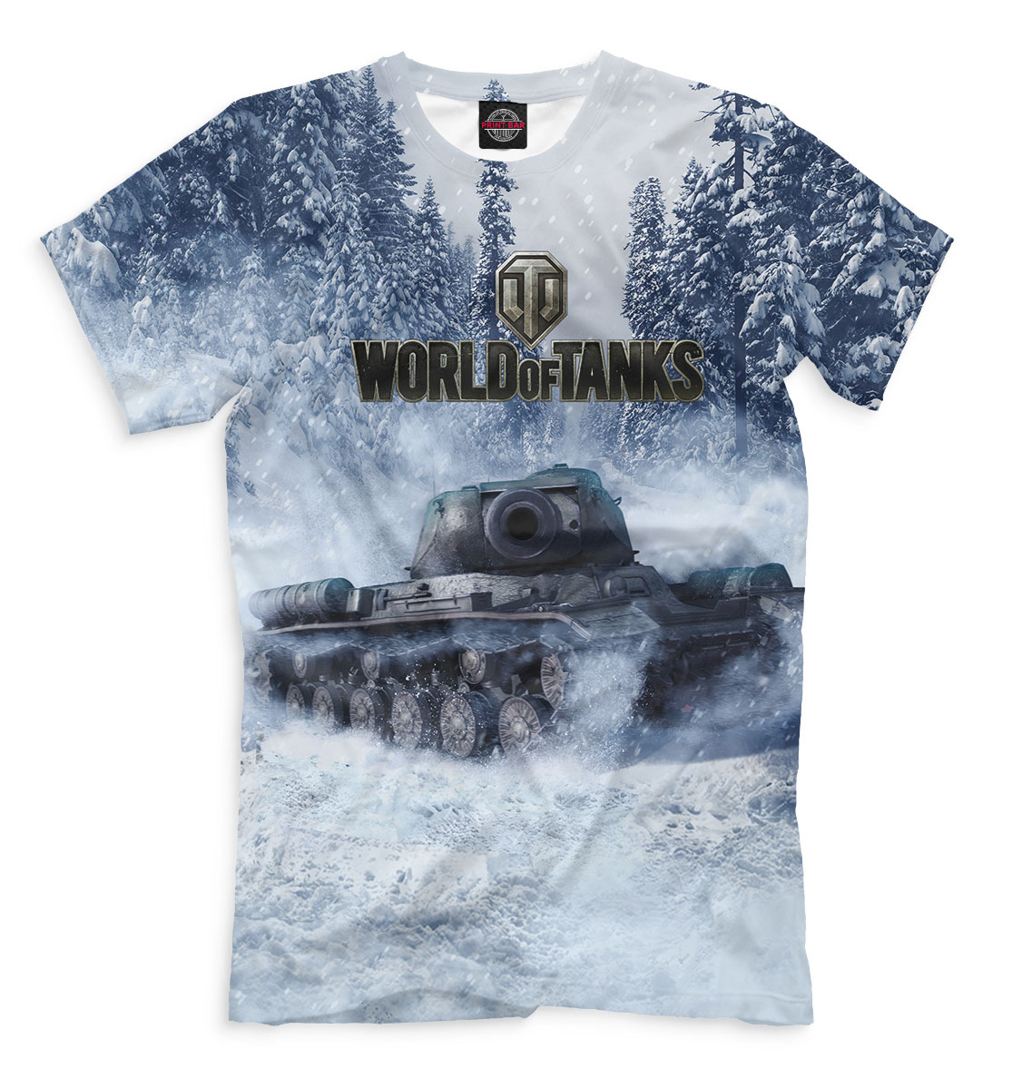 Картинка ворлд оф танк на футболку