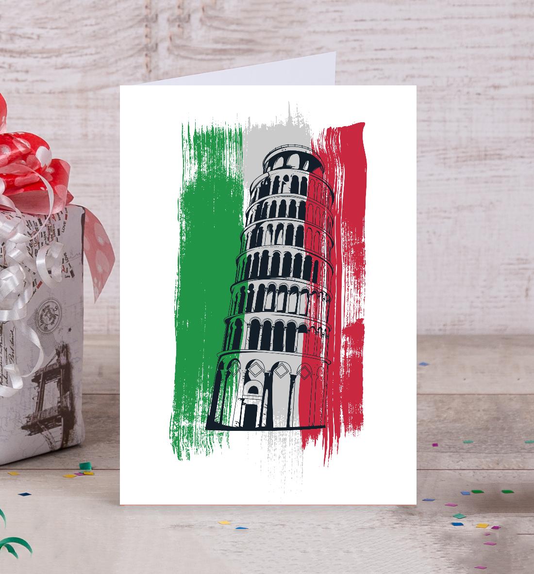 Открытки из италии