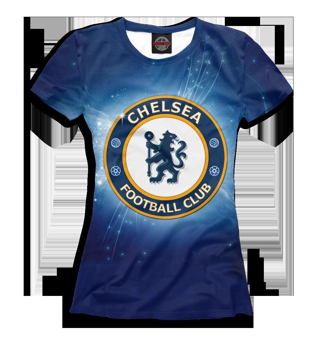 Купить Футболка для девочек Chelsea CHL-425083-fut-1