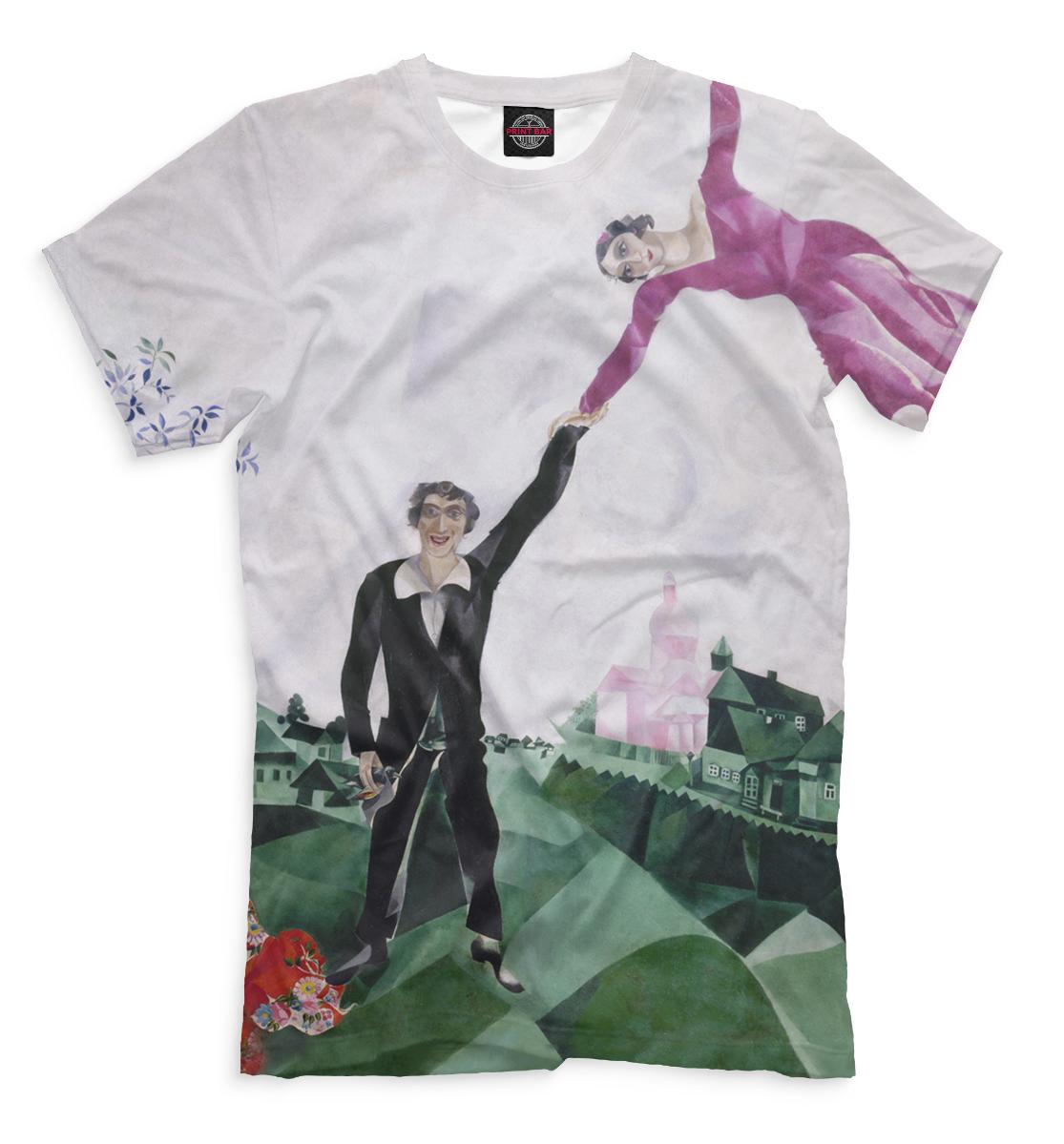 Купить Мужская футболка Прогулка GHI-591634-fut-2