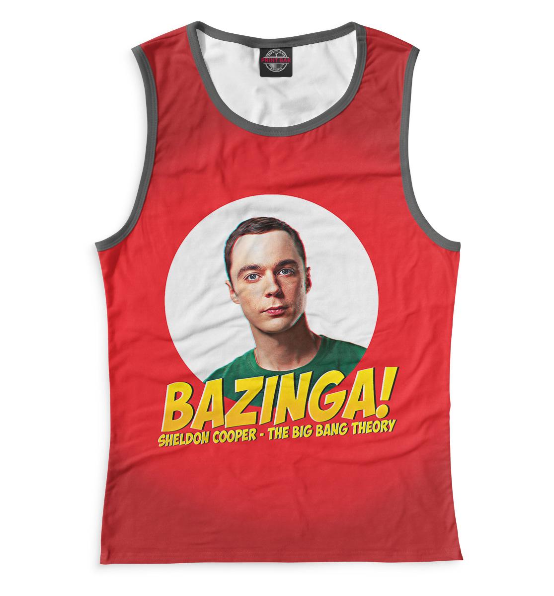 Купить Майка для девочки Bazinga! TEO-379309-may-1
