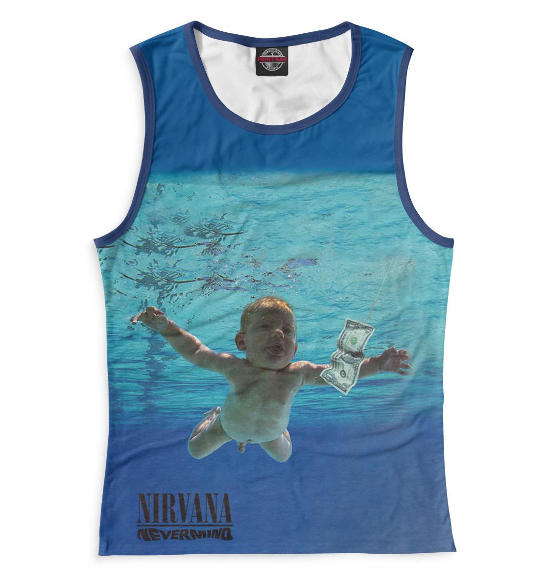 Купить Майка для девочки Nevermind NIR-844049-may-1