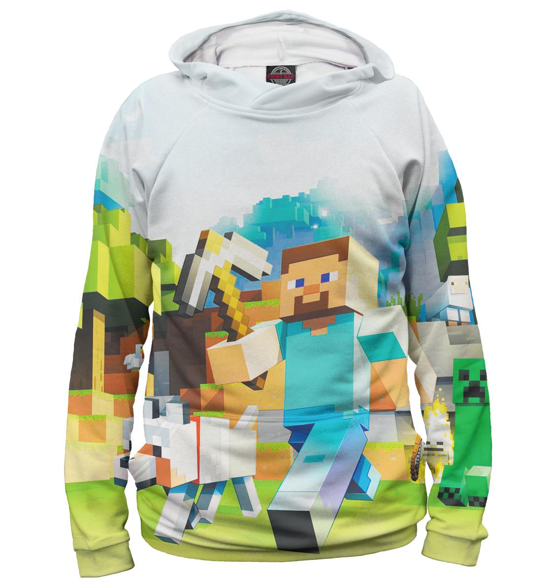 Купить Мужское худи Minecraft MCR-593972-hud-2
