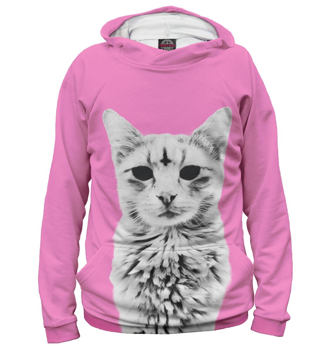 Купить Женское худи Коты CAT-850644-hud-1
