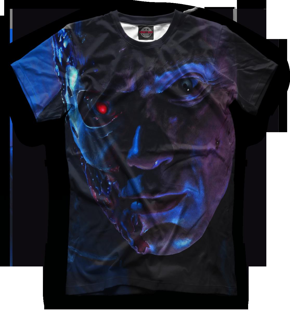 Купить Мужская футболка Терминатор TER-360470-fut-2