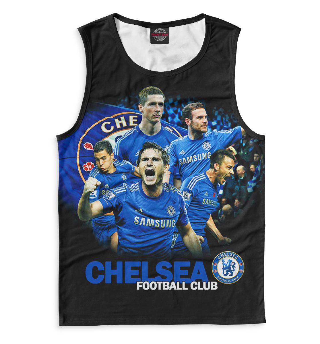 Купить Майка для мальчика Chelsea CHL-889686-may-2