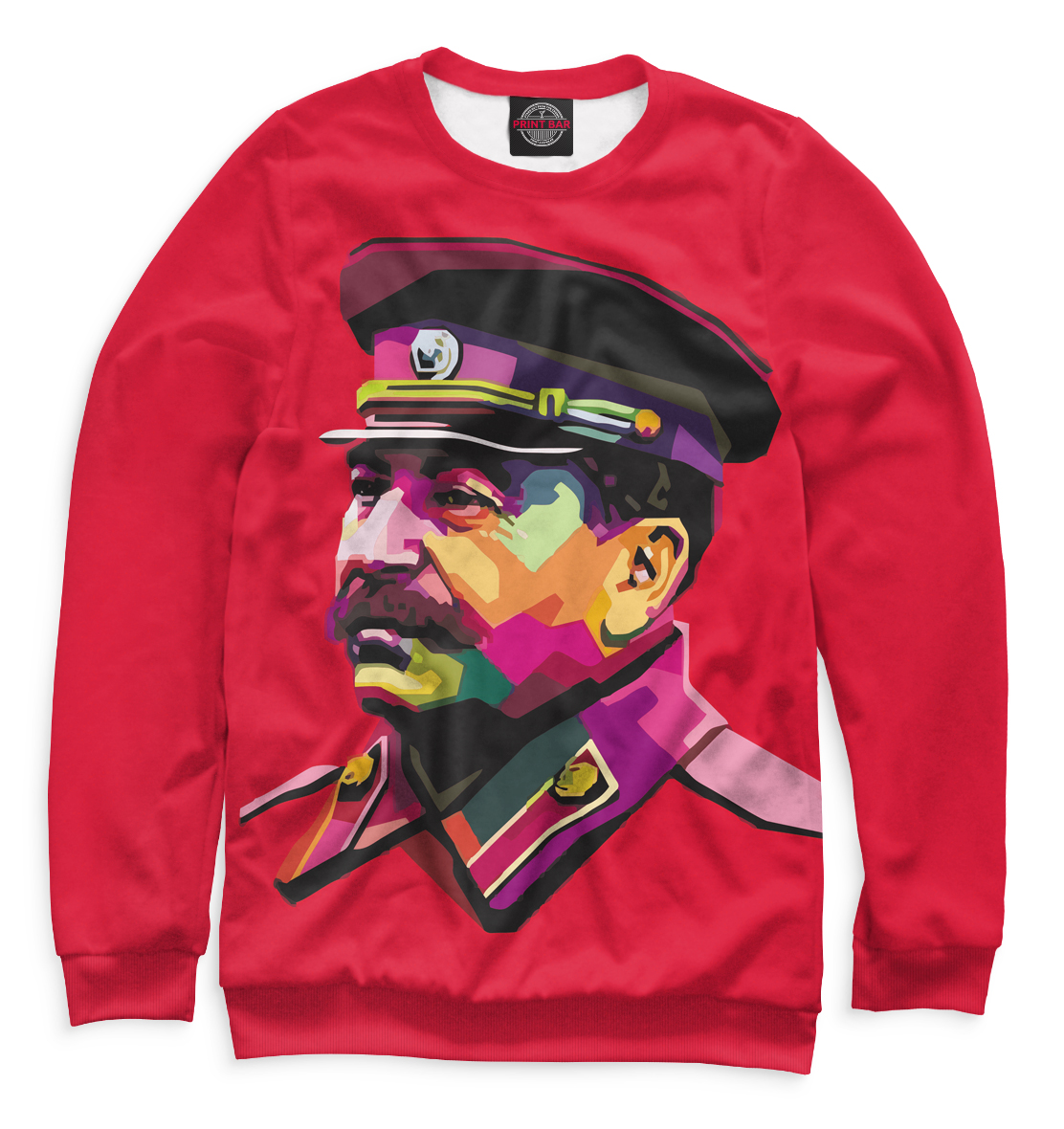 Купить Женский свитшот Сталин SSS-861796-swi-1