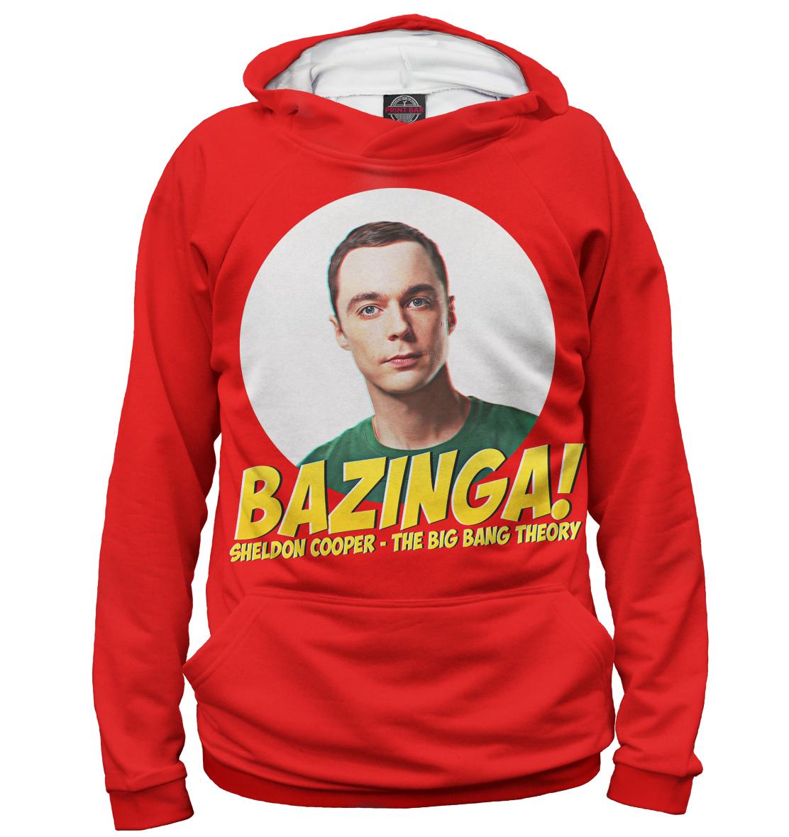 Купить Худи для мальчика Bazinga! TEO-379309-hud-2