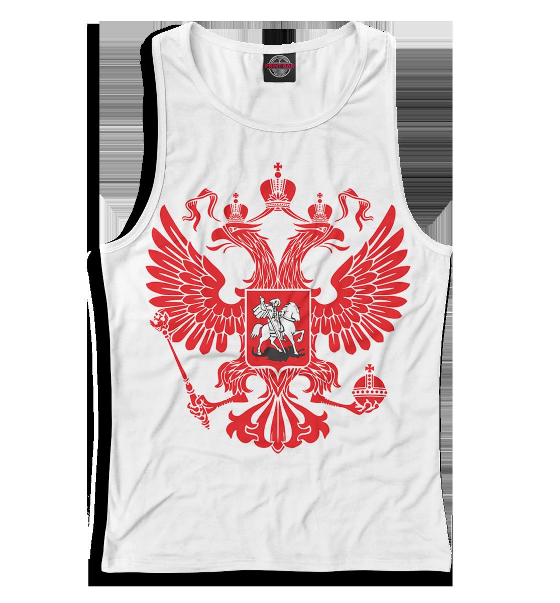 Купить Женская майка-борцовка Двуглавый орел SRF-905396-mayb-1