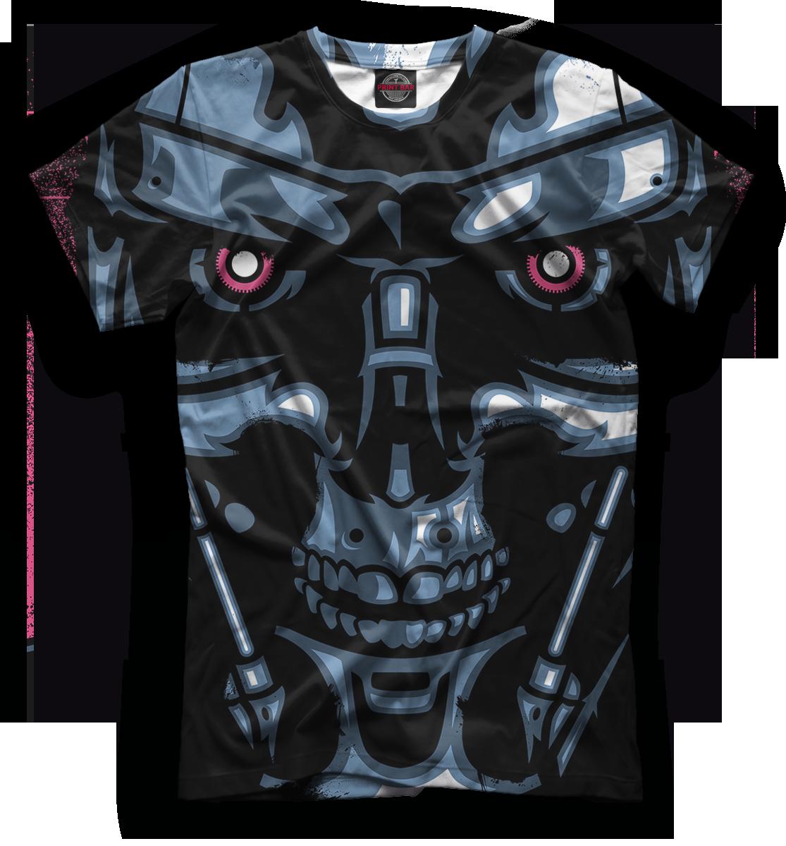 Купить Мужская футболка Терминатор TER-478452-fut-2