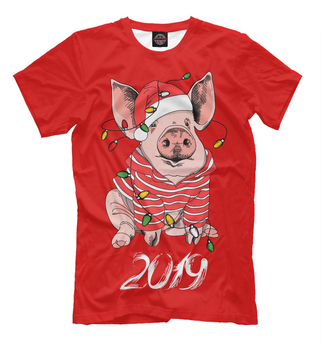 картинка на футболку свинья такому выводу
