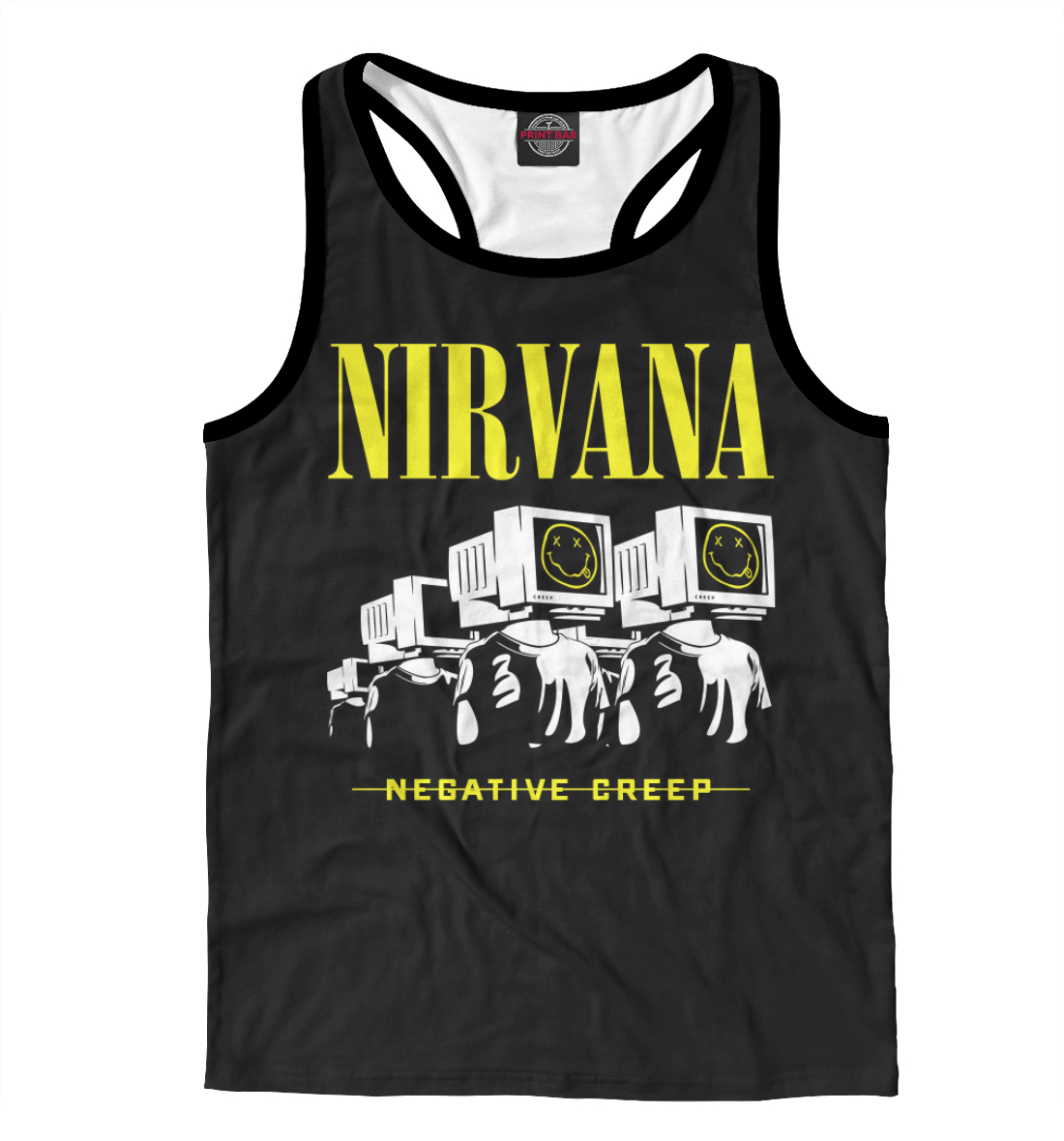 Купить Майка для мальчика Nirvana NIR-451766-mayb-2