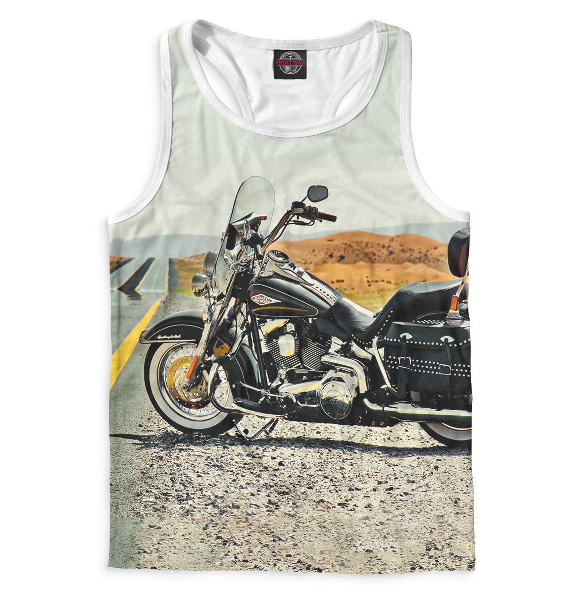 Купить Майка для мальчика Мотоцикл MTR-534888-mayb-2