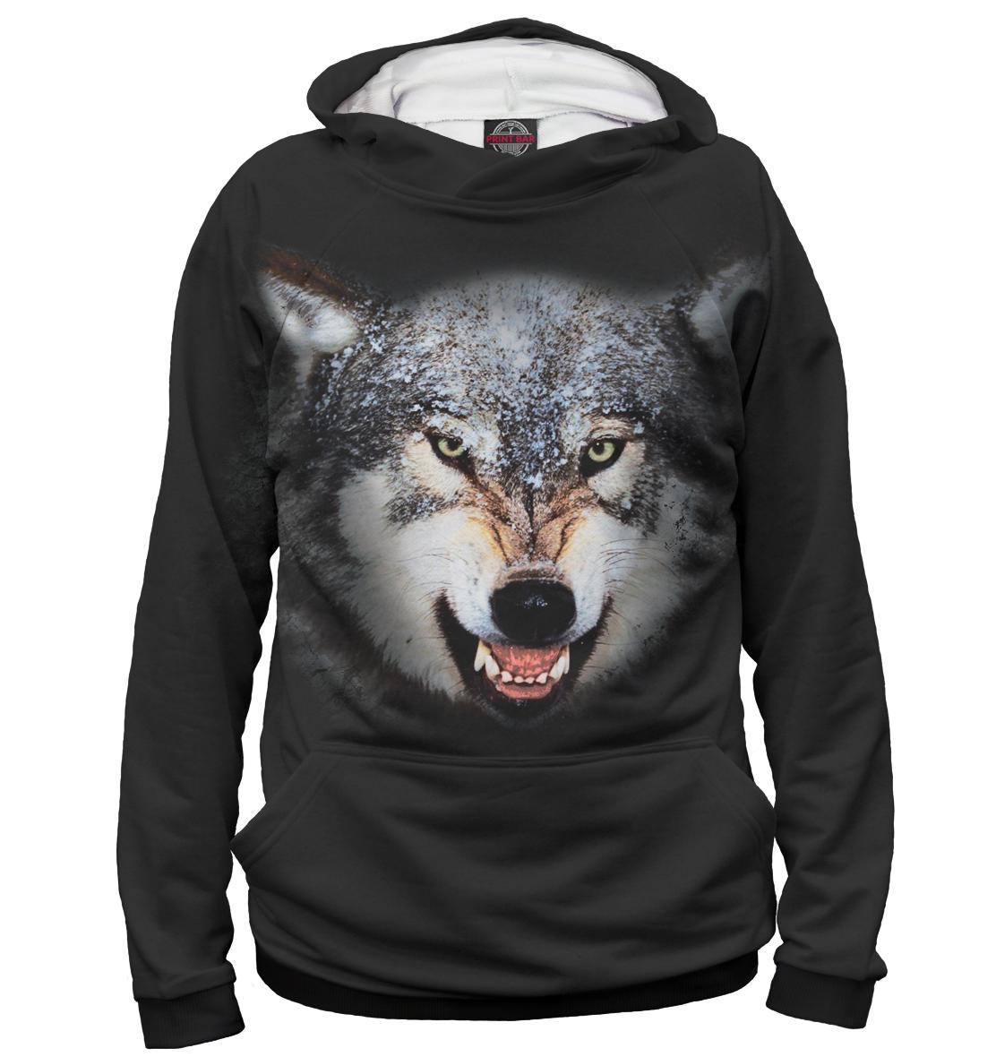 Купить Женское худи Волк VLF-963954-hud-1