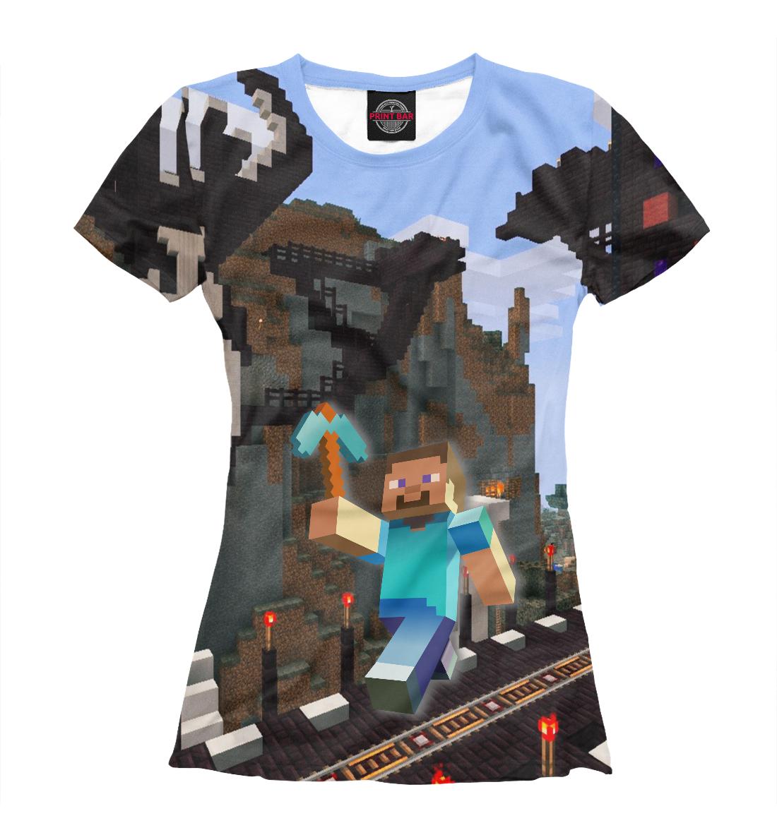 футболки с майнкрафтом в спб #2