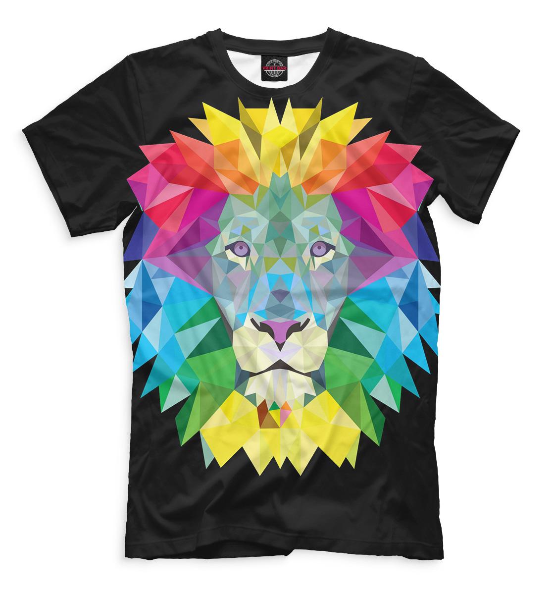 Картинки на футболку лев