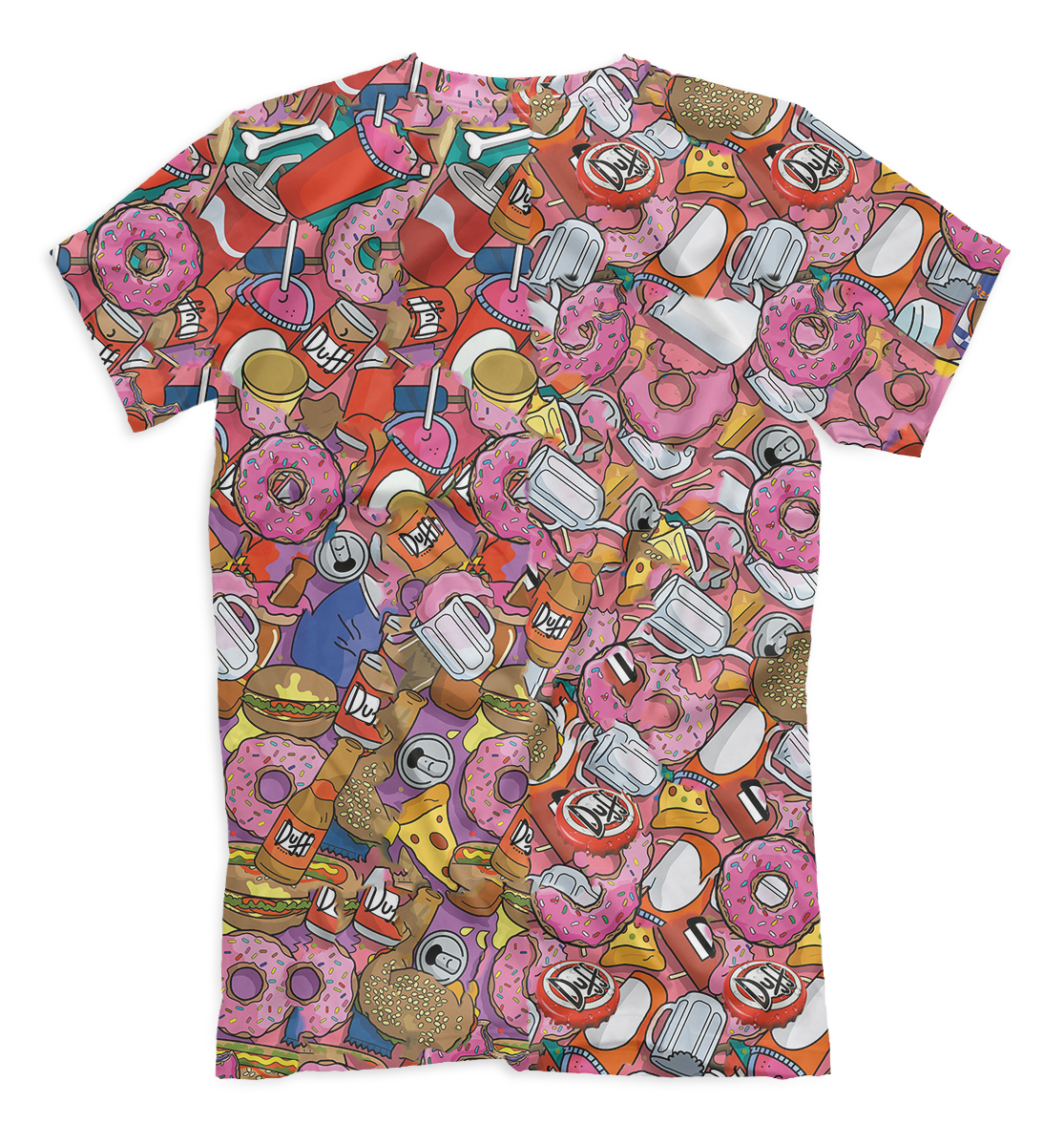 Купить Мужская футболка Гомер SIM-659027-fut-2