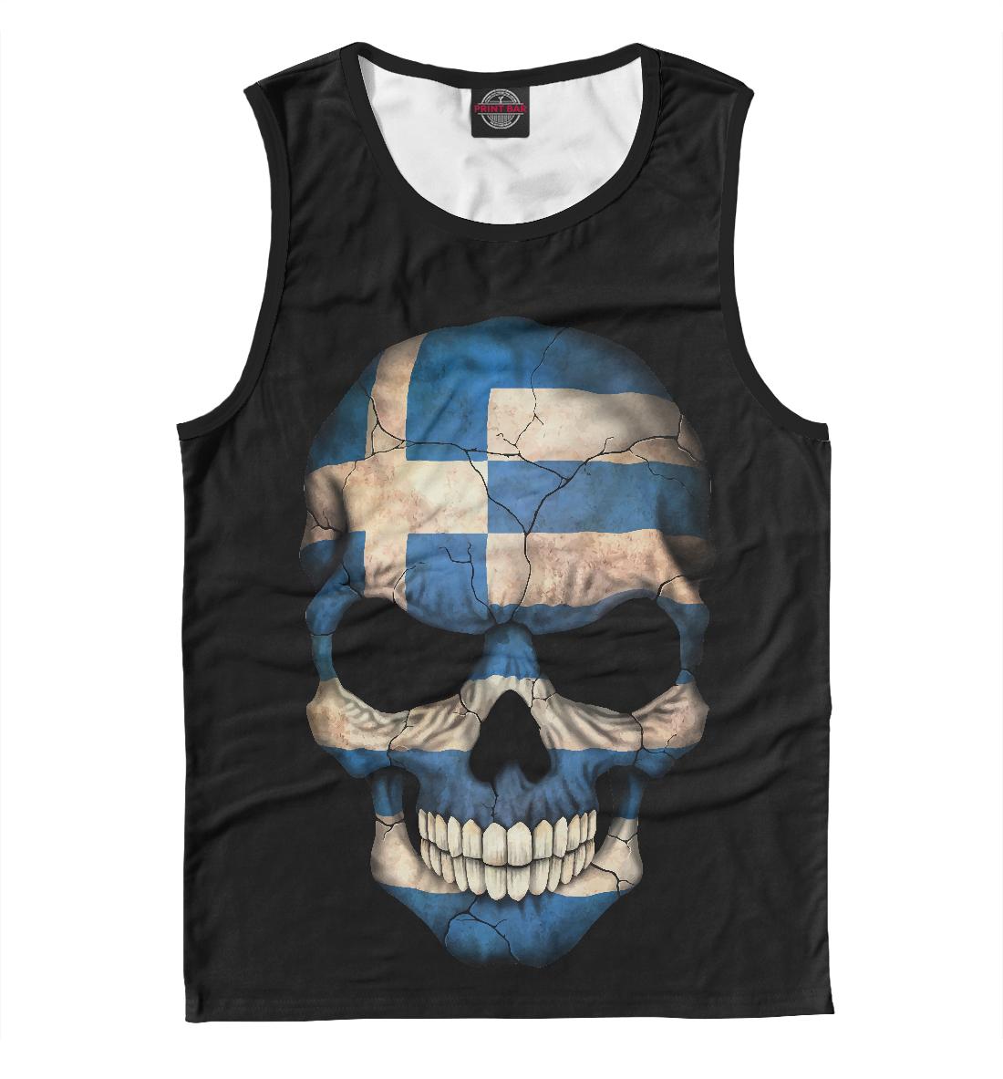 Купить Череп - Греция, Printbar, CTS-687350-may-2