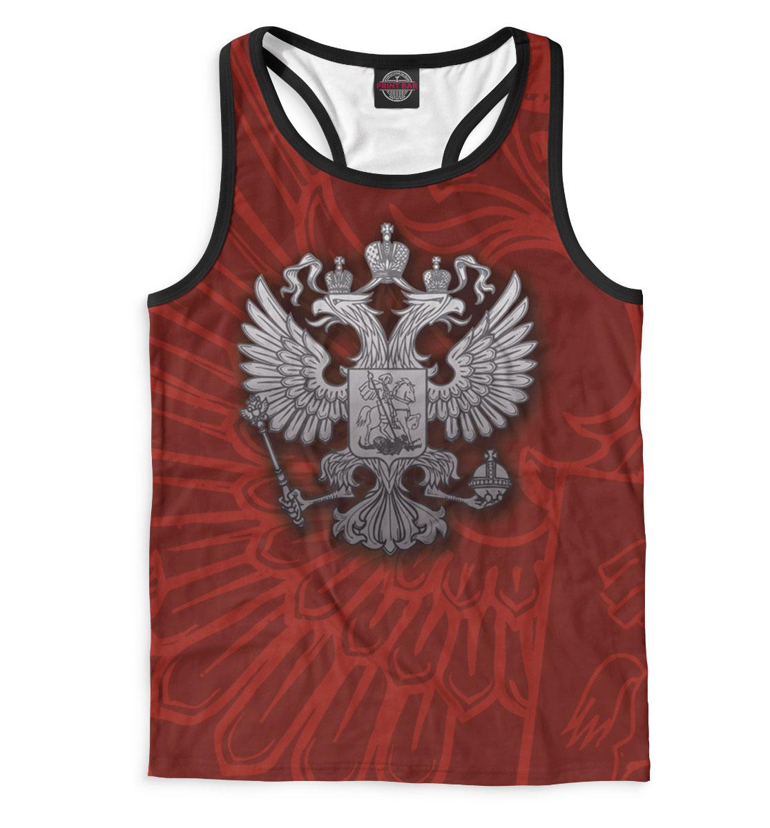 Купить Майка для мальчика Двуглавый орел SRF-616990-mayb-2