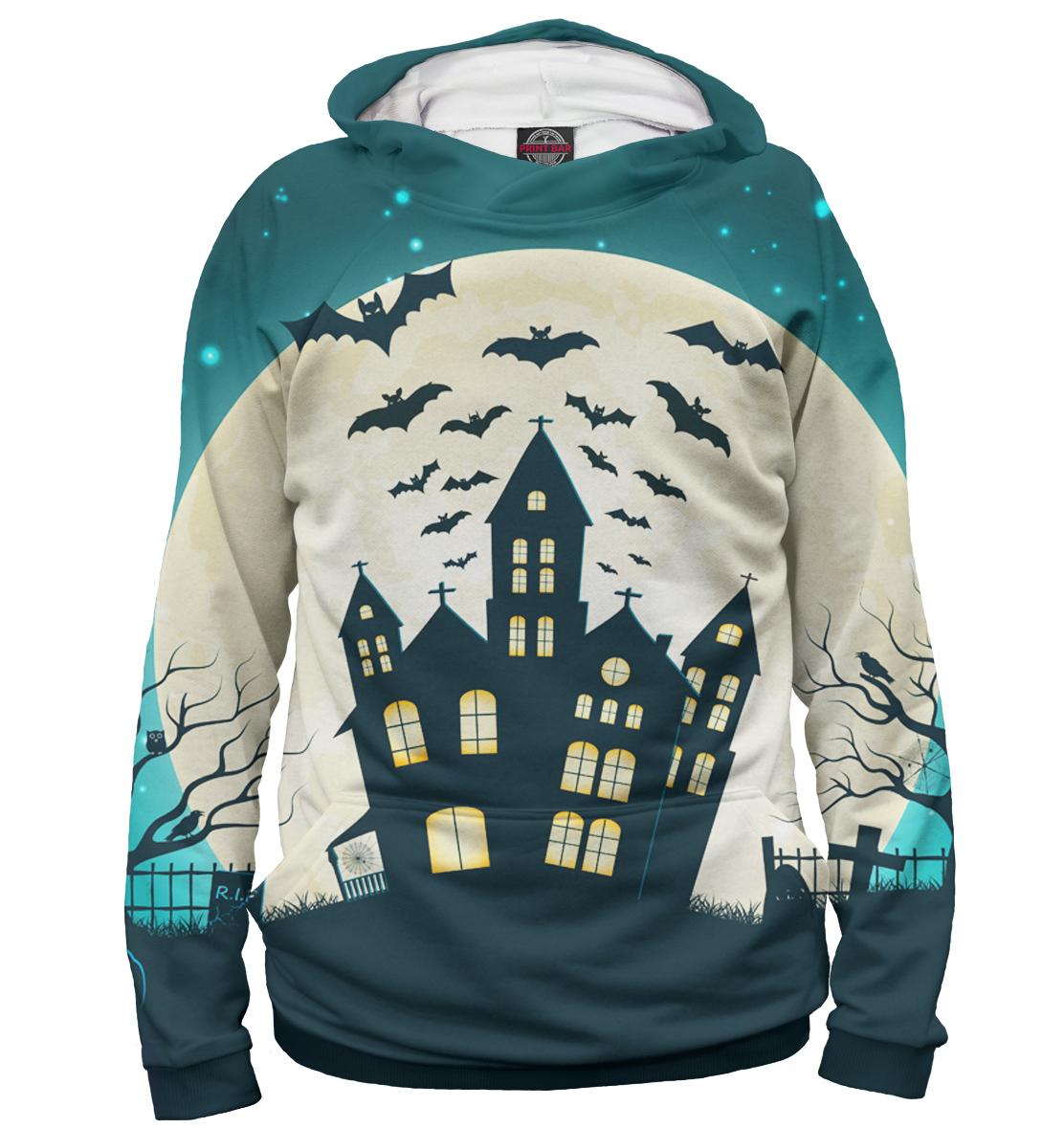 Купить Худи для девочки Halloween HAL-105129-hud-1