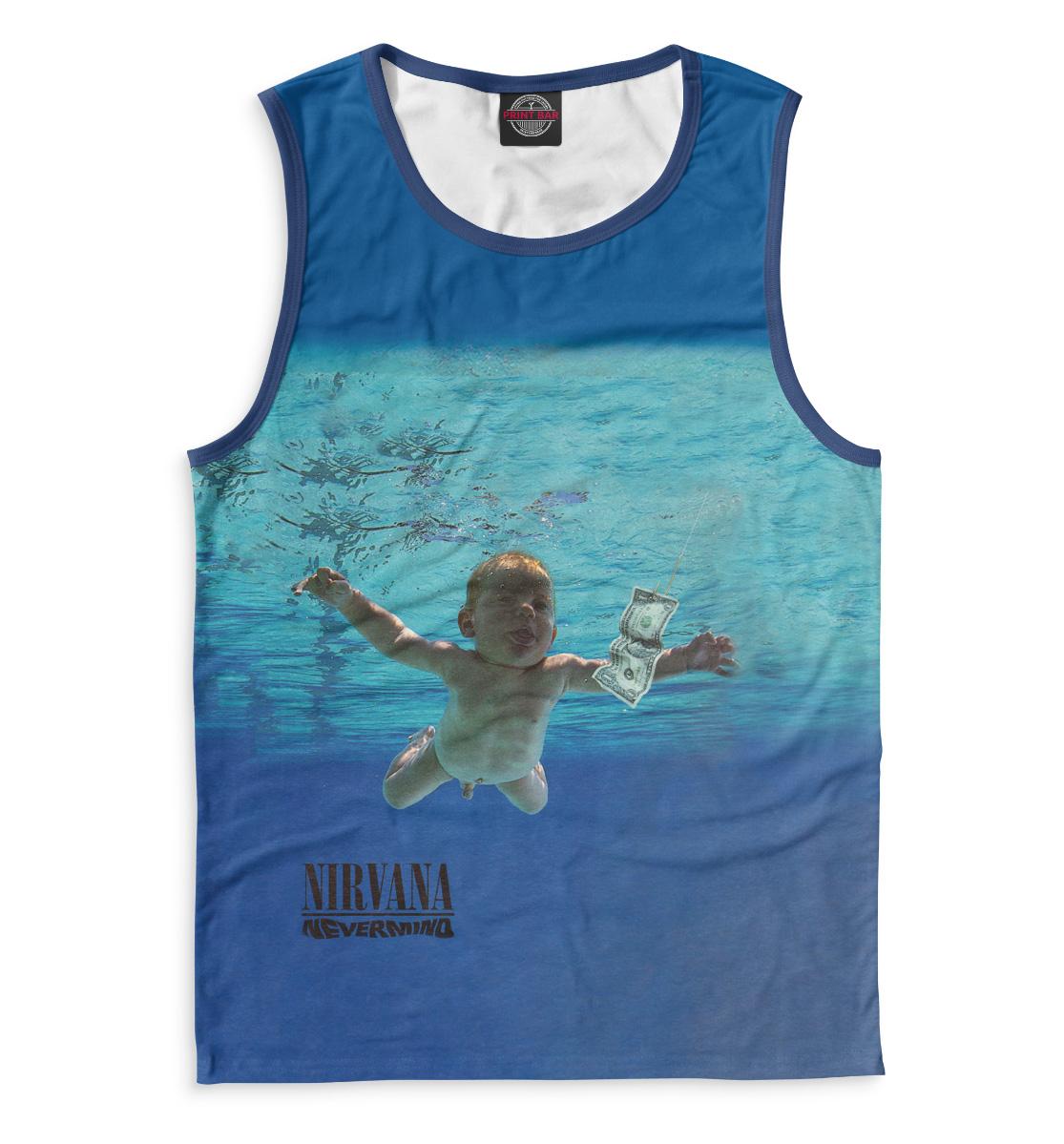 Купить Майка для мальчика Nevermind NIR-844049-may-2