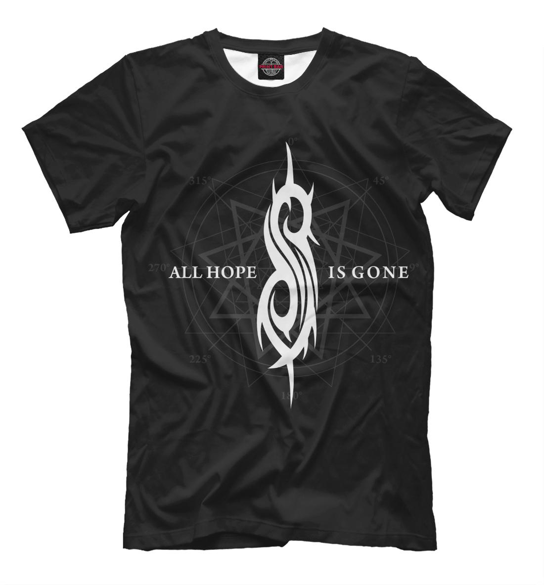Купить Мужская футболка Slipknot SLI-992524-fut-2