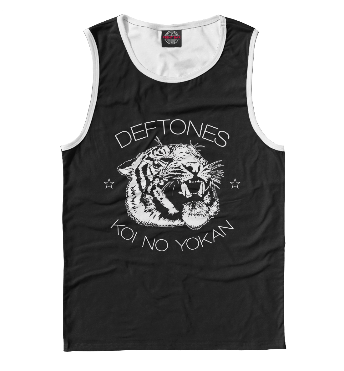 Купить Deftones, Printbar, MZK-703142-may-2