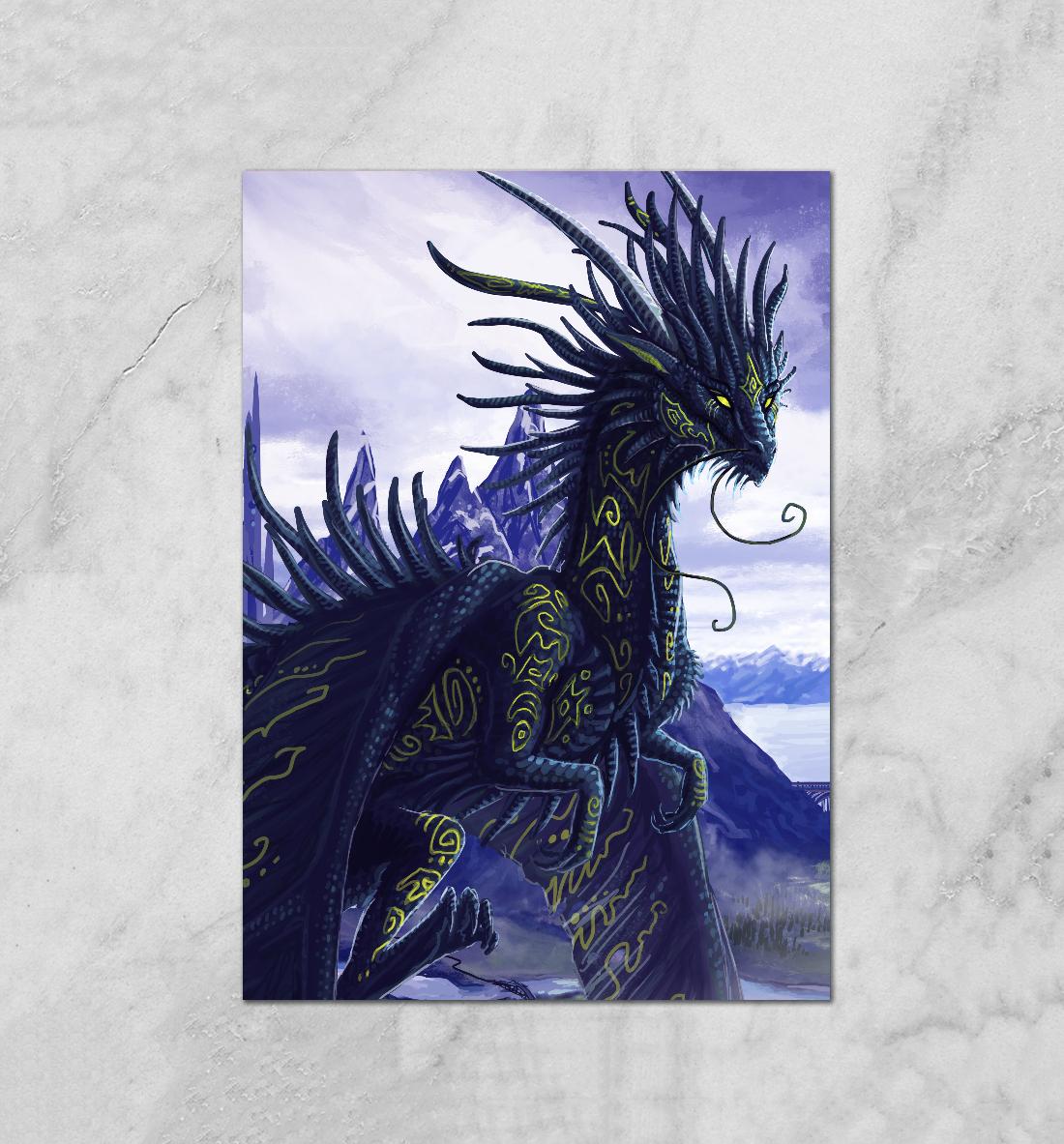 Для, фото драконов на открыток