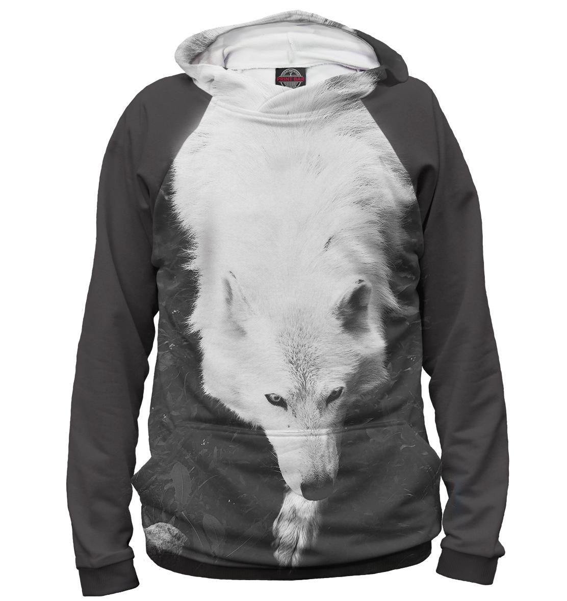 Купить Женское худи Волки VLF-573509-hud-1