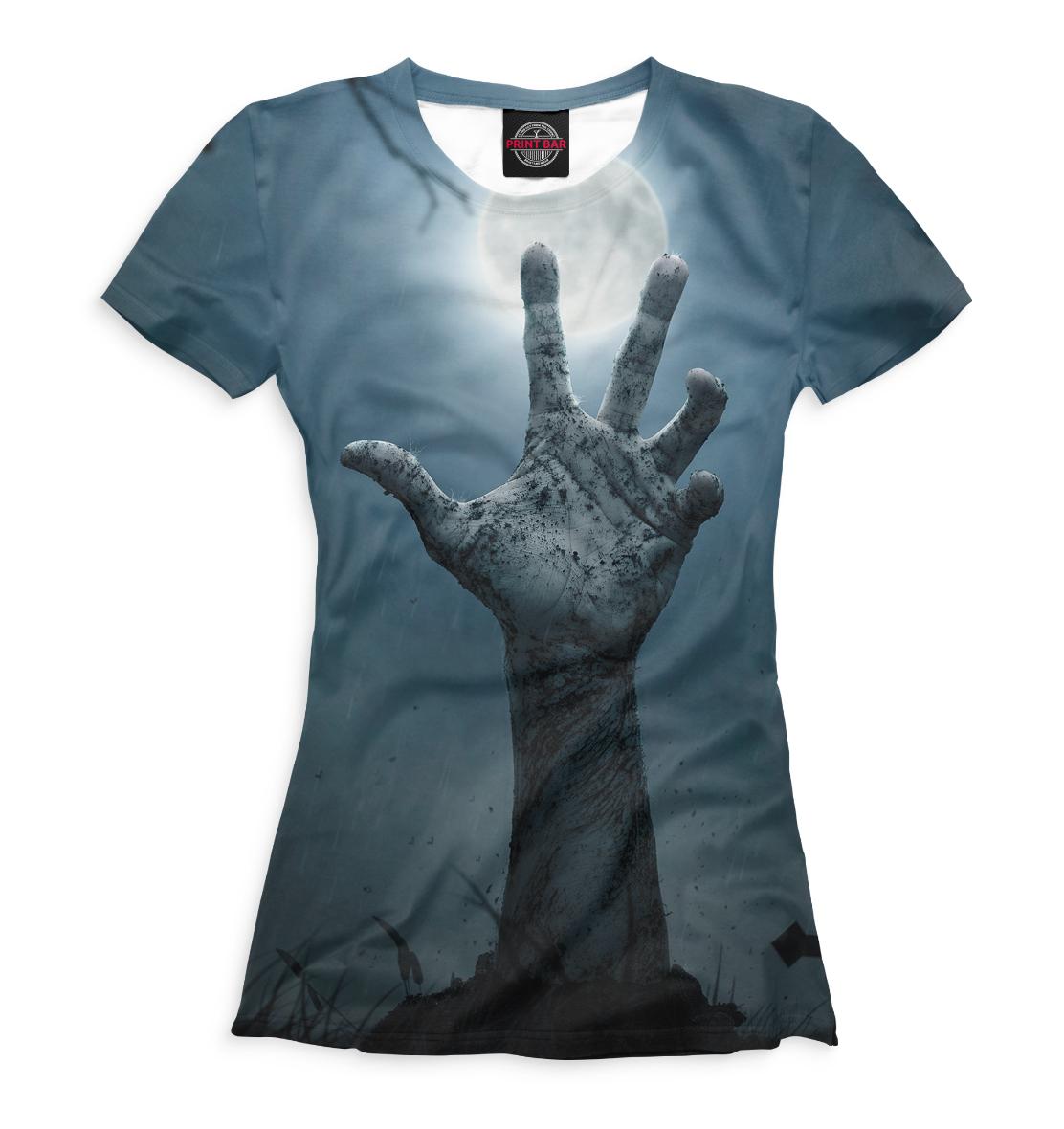 Купить Женская футболка Halloween HAL-958069-fut-1