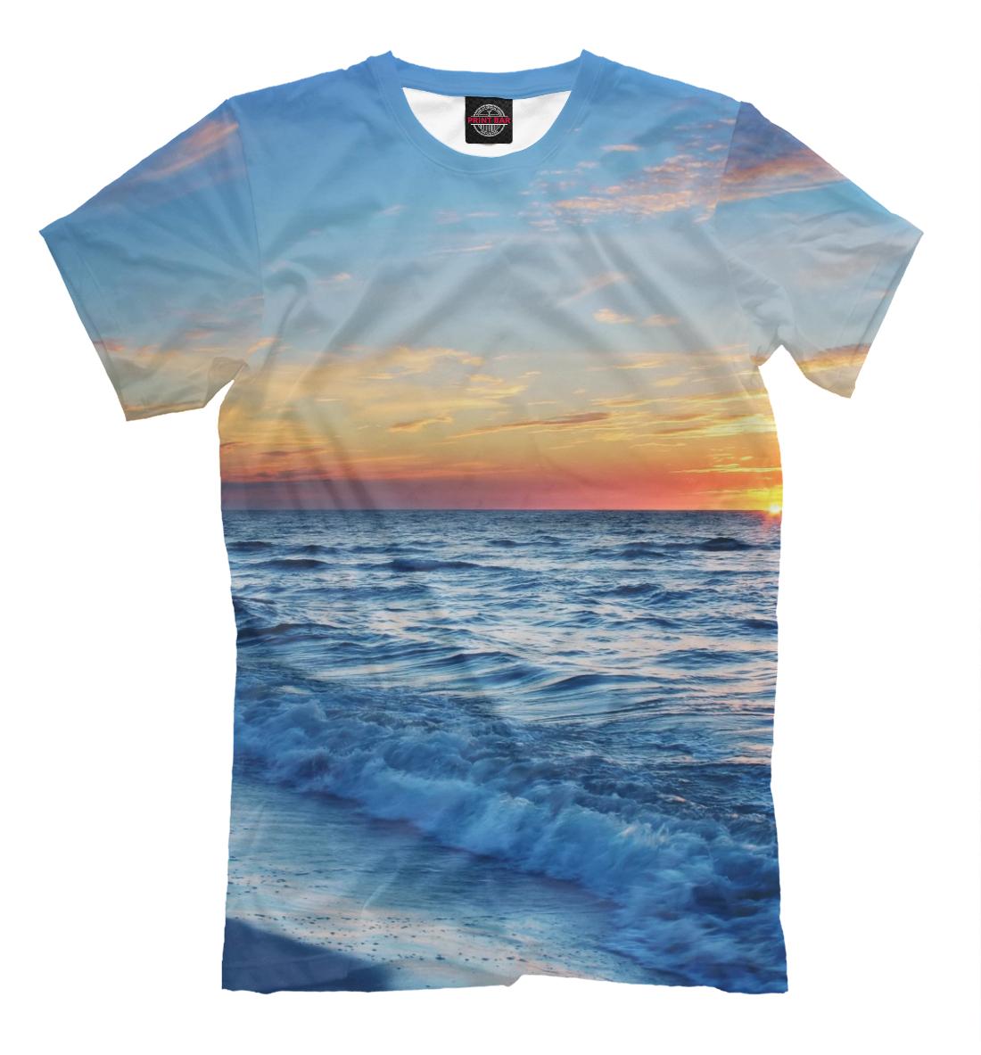 известности, которой футболки с фото моря что идёте