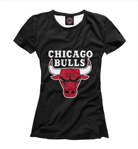 Футболка Print Bar Chicago Bulls футболка print bar chicago bulls