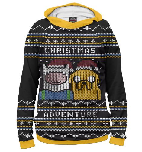 Худи Print Bar Christmas Adventure худи print bar adventure fiction