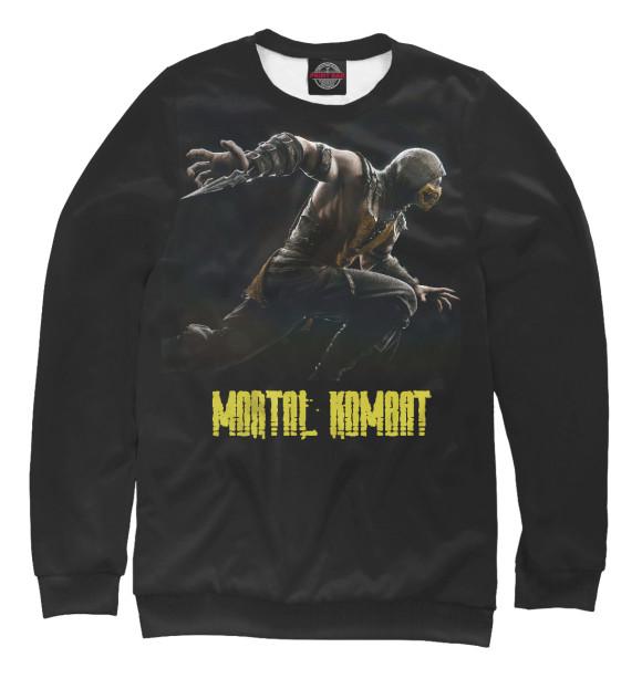 Купить Женский свитшот Mortal Kombat MKB-324441-swi-1