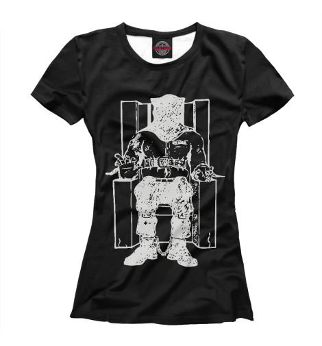 Купить Женская футболка Death Row 2PA-924979-fut-1